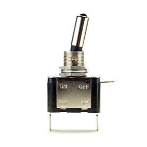 10 Stück 12V 20A KFZ Kippschalter LED Beleuchtet 3 Stift SPST EIN//AUS Schalter