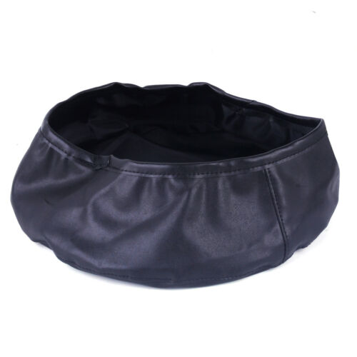 Damen Barett Beret Ledermütze Damenmütze Baskenmütze Baske Kunstleder Mütze Cap