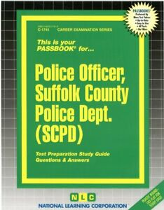 NEW-Suffolk-County-Police-Officer-SCPD-Exam-Practice-Passbook-Upcoming-Test-2019