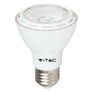 DernièRe Collection De V-tac Lampada Led E27 Par20 Ip20 8w=40w Luce Calda-naturale-fredda Sku 4263-4... Brillant En Couleur