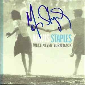 Mavis-Staples-signed-Well-Never-Turn-Back-cd