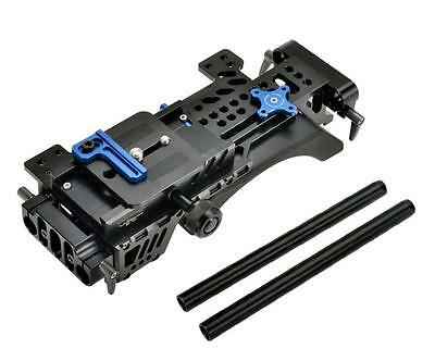 Tilta 3 III DSLR RIG Upgraded Quickrelease Baseplate BS-T03 shoulder pad Support