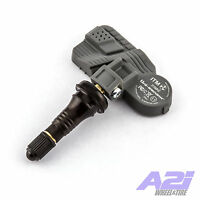1 Tpms Tire Pressure Sensor 315mhz Rubber For 13-15 Chevy Spark