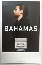 Music Poster Promo Bahamas ~ Bahamas Is Afie ~ Afie Jurvanen
