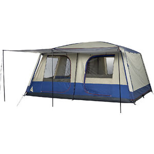 Image is loading OZTRAIL-SPORTIVA-LODGE-COMBO-FULL-FLY-FAMILY-TENT-  sc 1 st  eBay & OZTRAIL SPORTIVA LODGE COMBO (FULL FLY) FAMILY TENT / SLEEPS 12 | eBay