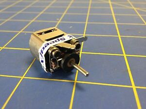 ProSlot PS-4002FK Minican Motor, Poly Magnets, Sealed  Mid America Raceway