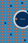 Etchbooks Gabriela, Dots, Wide Rule by Etchbooks (Paperback / softback, 2015)
