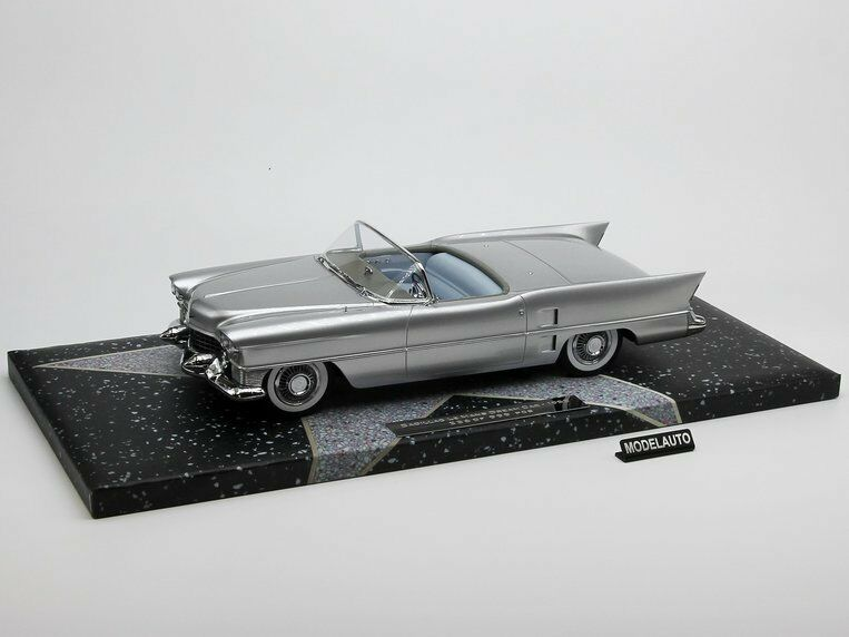 Minichamps 1 18 Cadillac Le Le Le Mans sueño coche 1953 Plata  marcas en línea venta barata