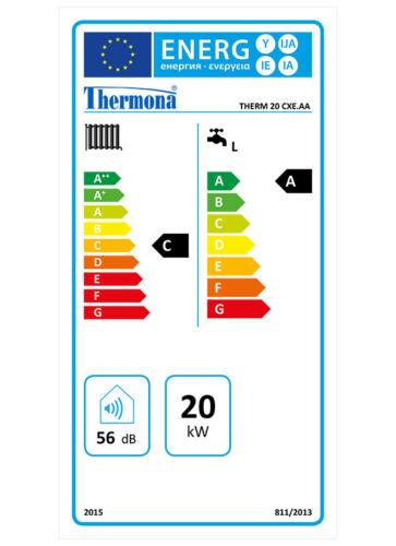 Kombitherme Gastherme Wandtherme 28 kW CXE.AA Schornstein ERDGAS * WOW