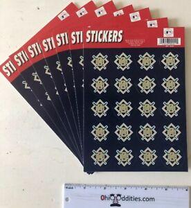 MLB-Baseball-Milwaukee-Brewers-Fan-Pack-140-Stickers-NEW