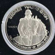 1982 S George Washington Proof Commemorative Half Dollar 90/% Silver