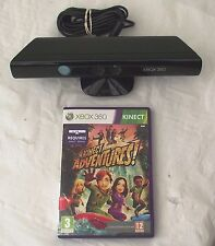 SENSORE Kinect e KINECT ADVENTURES XBOX 360