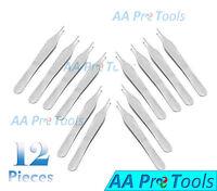 Aa Pro: Adson Forceps, 12cm, 1x2 Teeth, 12-pack