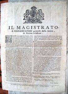 1736-BANDO-DA-TORINO-SU-SANITA-039-E-RIPRISTINO-MERCATI-E-FIERE-DOPO-PESTE-BOVINA