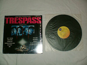 Music-From-The-Motion-Picture-034-Trespass-034-1992-RARE-COLLECTORS