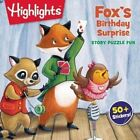 Fox's Birthday Surprise by Highlights Press (Paperback, 2016)