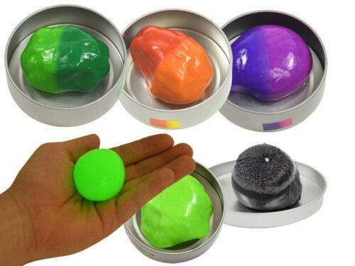 Orginal Intelligente i-clay Superknete Farbwechselnd Knete Nachtleuchtend Magnet