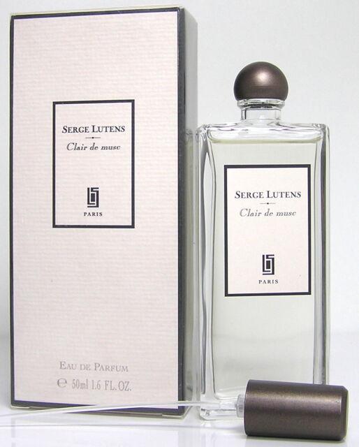 Serge Lutens Clair de Musc 50ML Edp Spray