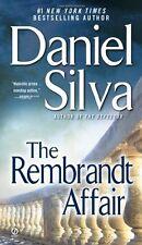 Gabriel Allon: The Rembrandt Affair No. 10 by Daniel Silva (2011, Paperback)