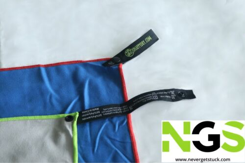 Outdoor Travel Camping Microfiber Quick-Drying Beach Swim Gym Shower Bath Towel
