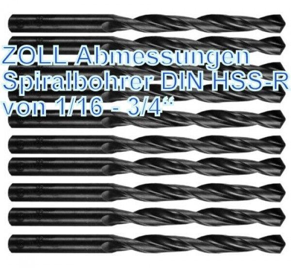 Mug Stainless Steel Drill Bit HSS-G