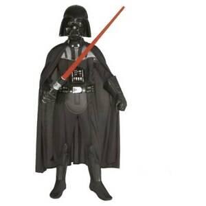Deluxe Darth Vader CHILD Costume Star Wars