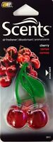 Auto Expressions Chy-2 Cherry (cherries) 3d Scents Car And Home Air Freshener