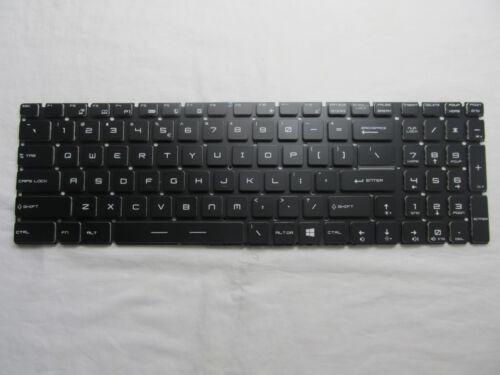 NEW for MSI GP62 GS60 GS70 GT72 Steel Series Keyboard US