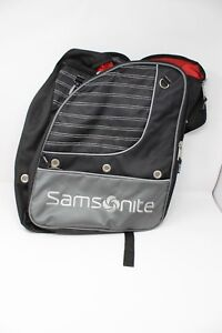 Details About Samsonite Tri Athalon Snowboard Boot Backpack Bag Black Free Burton Sticker