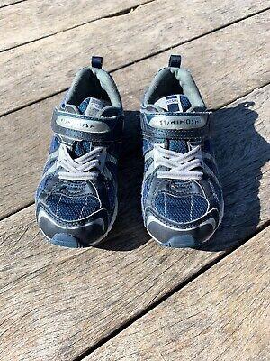 Lime//Black Sneaker TSUKIHOSHI Kids Boys Velocity Toddler//Little Kid