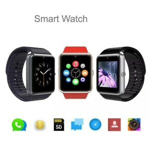 SMART-WATCH-OROLOGIO-CELLULARE-PER-Huawei-Ascend-MEDIA-IOS-ANDROID-SONY-EXPERIA