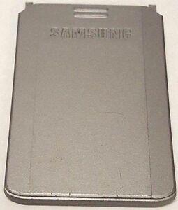 Samsung Stripe T509 Cell Phone Battery Door Back Rear