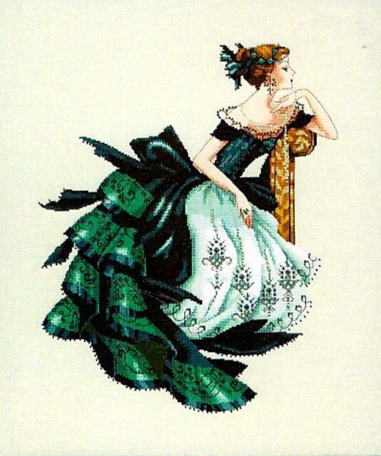 Mirabilia Nora Corbett Cross Stitch Chart ~ PORTRAIT OF VERONICA #147 Sale