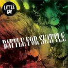 Battle for Seattle by Little Roy (CD, Sep-2011, Ark Recordings)