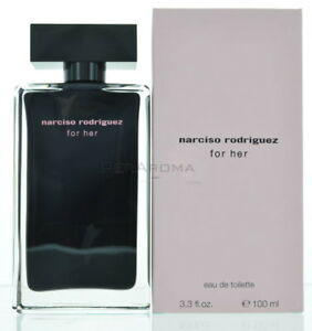 For Her By Narciso Rodriguez Eau De Toilette 3.3 OZ NEW