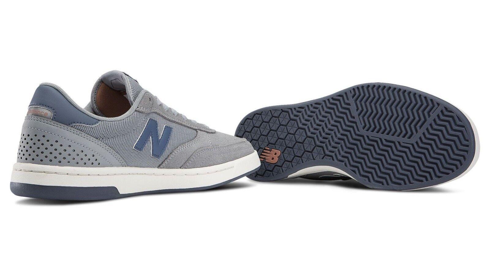 Uomo nuovo scarpe equilibrio numerico skateboard scarpe nuovo grey marina (grg) aa6372