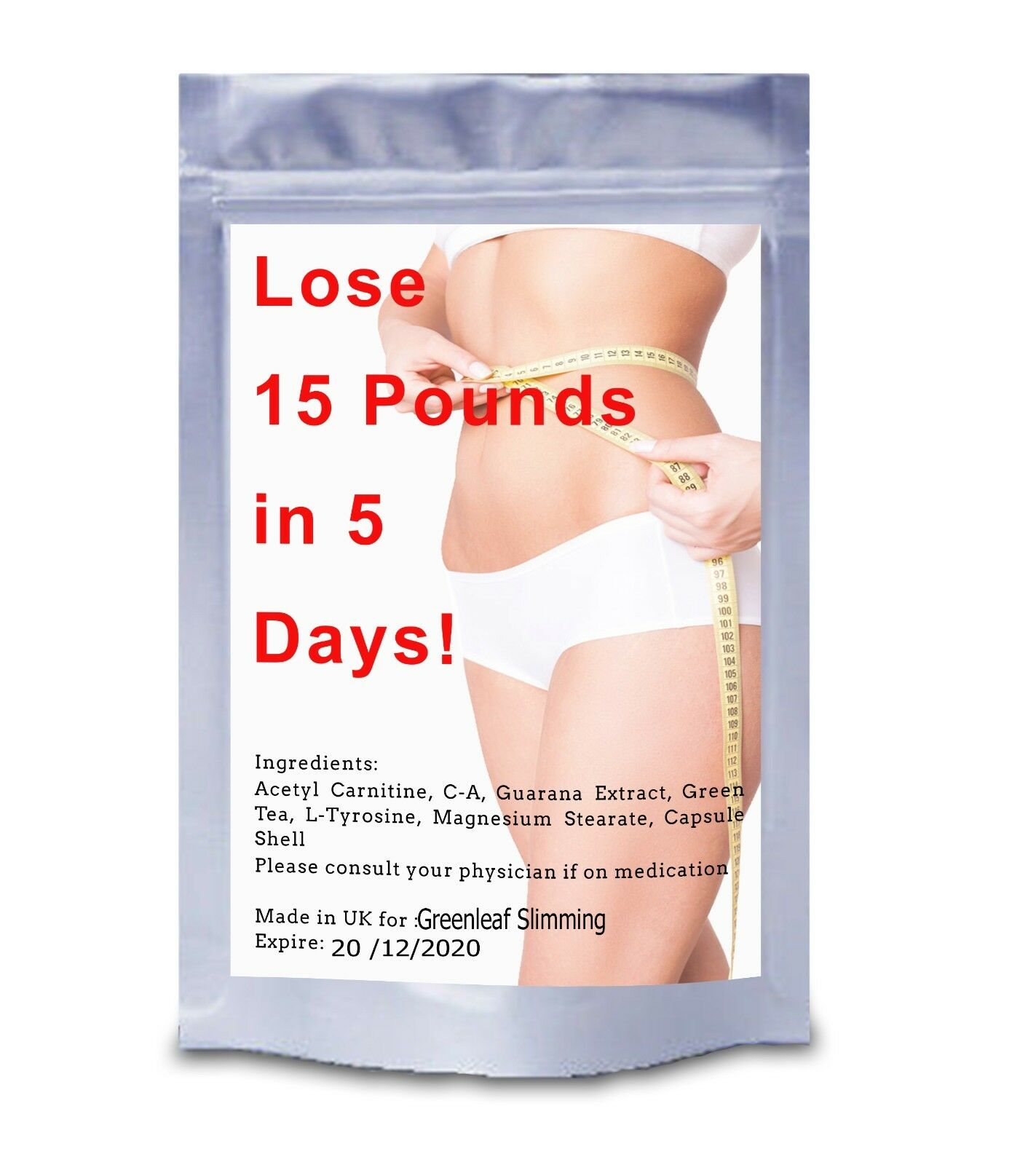 when can weight loss expire