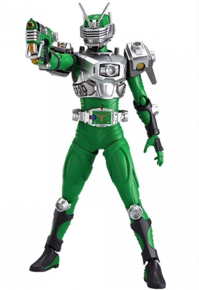 Figma SP-022 Kamen Rider Dragon Knight Kamen Rider Torque Figure JAPAN F S J6272