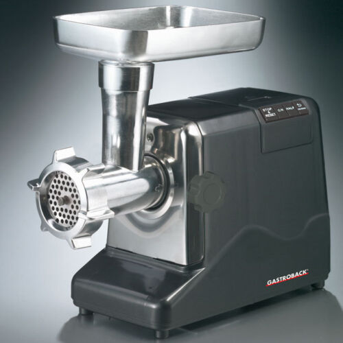 Gastroback Electric Meat Grinder Mincer Sausage Maker Best Quality from Germany