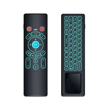 Black Wireless Mini Keyboard /& Mouse Easy Control Remote Control for YouTube Browser for HISENSE/ H43A6200UK 43