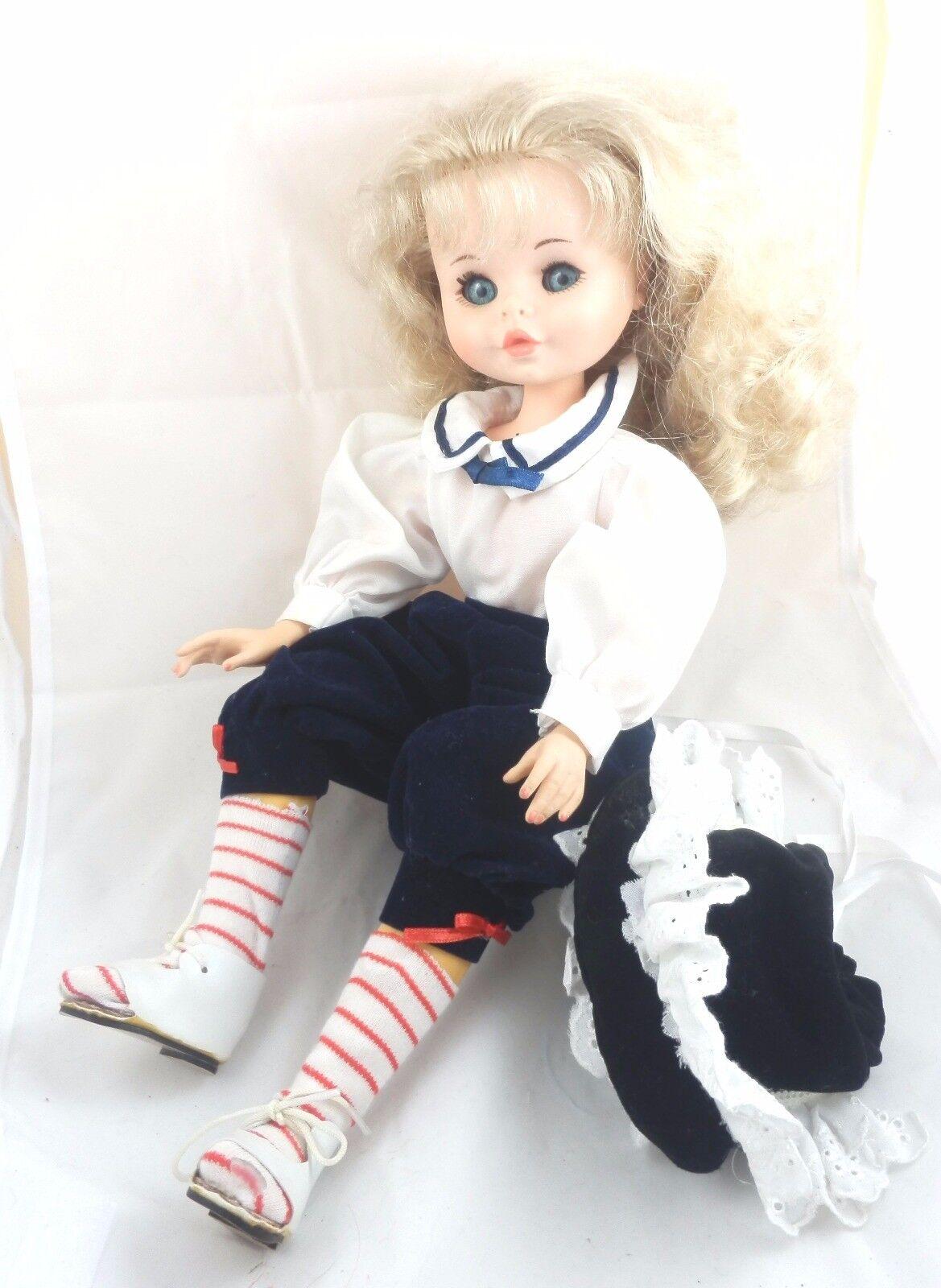 Rara Peggy Pritty Alta Moda Furga bambola Poupee Puppen Vintage Antico Muneca