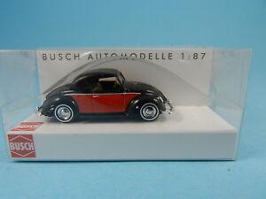 BUSCH-46717-VW-HEBMULLER-SCHWARZ-ROT-1-87