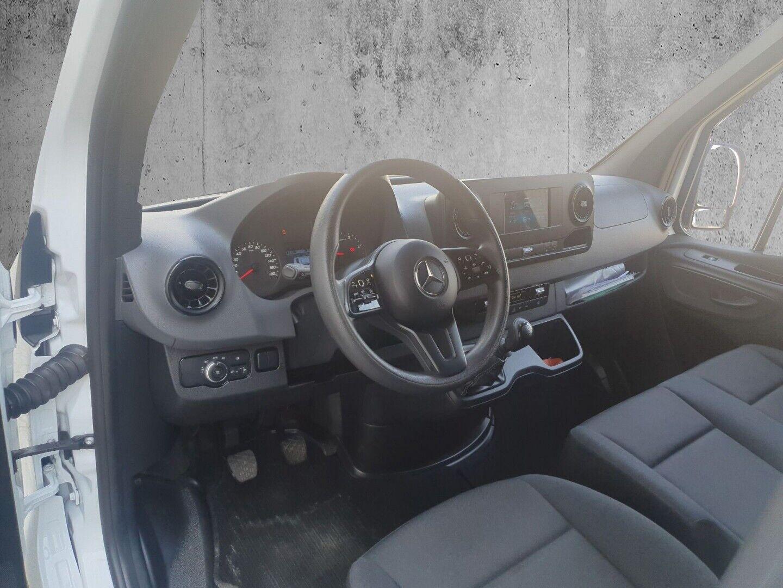 Billede af Mercedes Sprinter 214 2,2 CDi A2 Kassevogn FWD