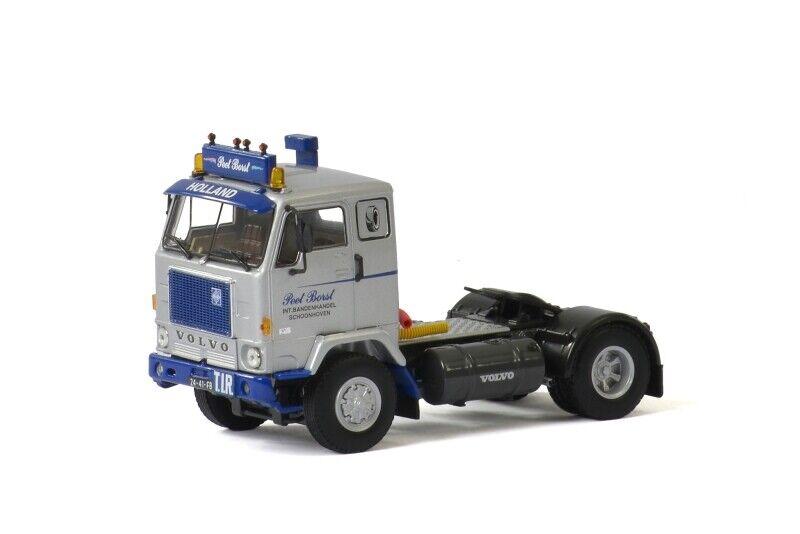 venta de ofertas Tractor Tractor Tractor solo Volvo - F88 - 2achs Peet 01-2098 WSI Borst 2369 1 50  mejor reputación
