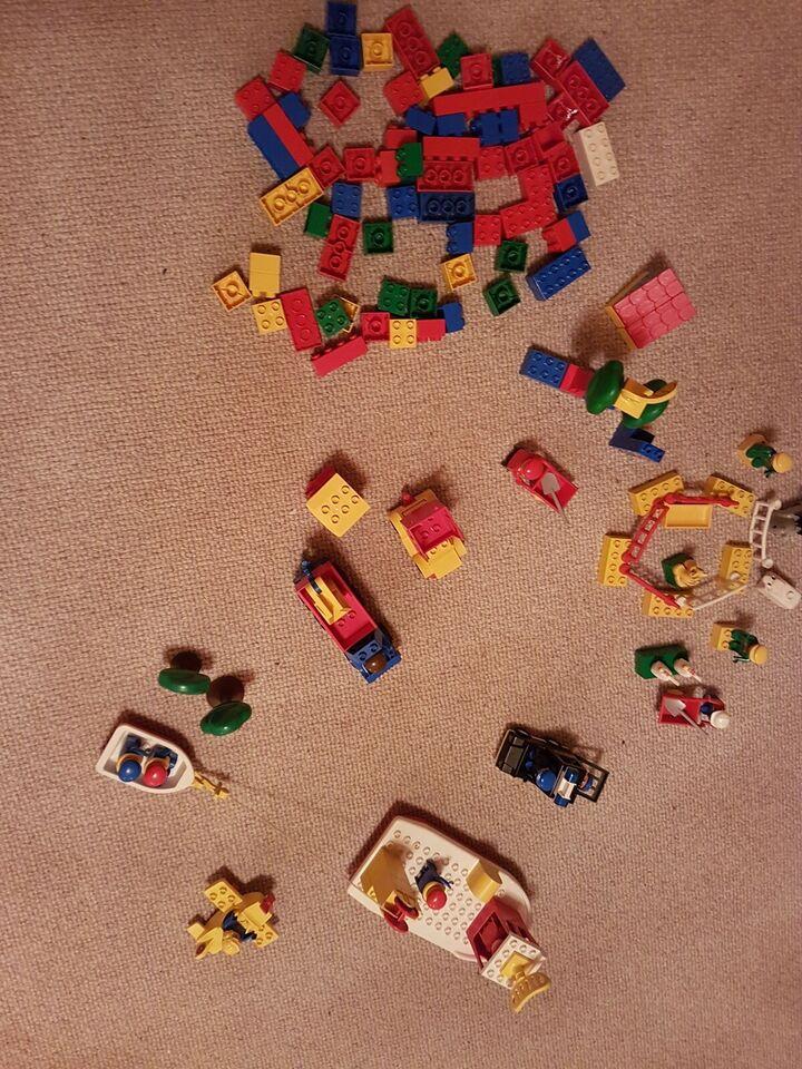 Lego Duplo, Skibe