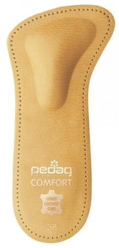 Pedag 142 Comfort 3//4 Leather Orthotic with Supportive Metatarsal Pad and...