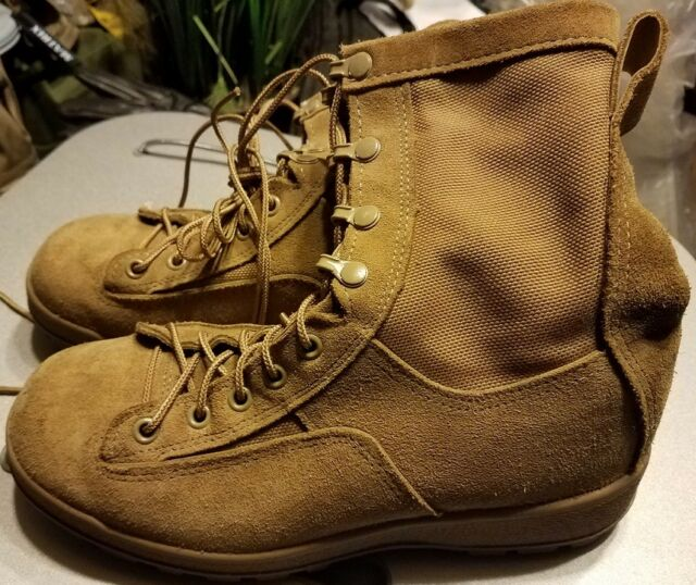 McRae ARMY OCP Scorpion W2 Coyote Military Winter Combat Boots 6XW 6 Extra Wide
