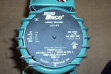Taco 009 F5 Cast Iron 18 Hp High Velocity Circulator Pump 115v 3250 Rpm