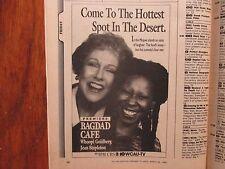 Mar-1990 Philadelphia Inquirer TV Week(JEAN STAPLETON/BAGDAD CAFE/SUGAR & SPICE)