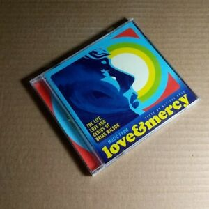 Atticus Ross - Music From Love & Mercy Soundtrack 2015 USA CD #AV01